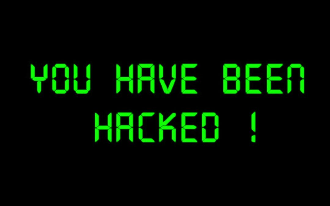 You've been hacked!! Here a 3 simple ways to ensure this never happens to your website